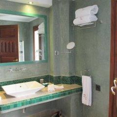 Отель Dar Chams Tanja Марокко, Танжер - отзывы, цены и фото номеров - забронировать отель Dar Chams Tanja онлайн ванная