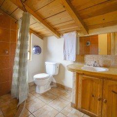 Отель Cabañas y Suites Sergia Torres ванная фото 2