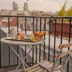Отель Hôtel Le Regent Paris балкон