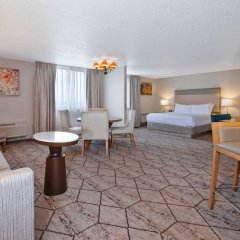 Crowne Plaza Hotel Columbus North Колумбус комната для гостей фото 4