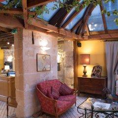 Отель Rives De Notre Dame Париж интерьер отеля