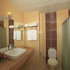 Sun City Apartments & Hotel Турция, Сиде - отзывы, цены и фото номеров - забронировать отель Sun City Apartments & Hotel онлайн ванная