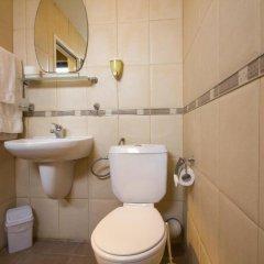 Отель Coral Болгария, Аврен - отзывы, цены и фото номеров - забронировать отель Coral онлайн ванная