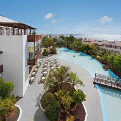 Отель Fuerteventura Princess Джандия-Бич балкон