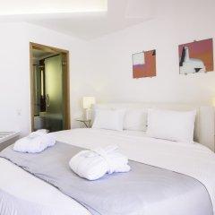 Отель La Mer Deluxe Hotel & Spa - Adults only Греция, Остров Санторини - отзывы, цены и фото номеров - забронировать отель La Mer Deluxe Hotel & Spa - Adults only онлайн комната для гостей фото 5