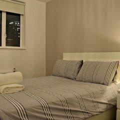 Апартаменты 1 Bedroom Apartment With Balcony in Angel Лондон комната для гостей