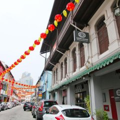 Отель Santa Grand Lai Chun Yuen Сингапур