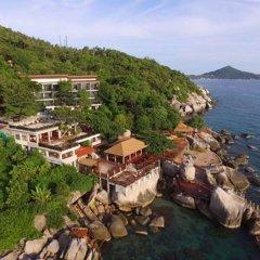 Отель Dusit Buncha Resort Koh Tao пляж фото 2