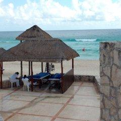 Апартаменты Apartment Solymar Cancun Beach пляж фото 2