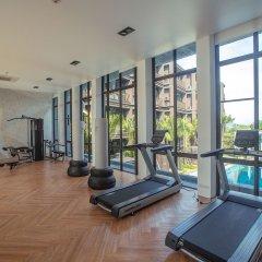 Отель Saturdays B105 фитнесс-зал