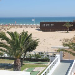 Отель Vasco Da Gama Монте-Горду пляж фото 2