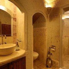 Safran Cave Hotel Турция, Гёреме - отзывы, цены и фото номеров - забронировать отель Safran Cave Hotel онлайн ванная