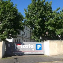 Hostel U Sv. Štěpána Литомержице парковка