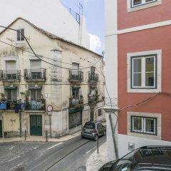 Отель LxWay Lisboa aos Poiais Лиссабон фото 4