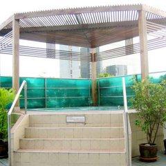 Отель Four Wings Бангкок фитнесс-зал