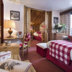 Hotel Alpen Ruitor комната для гостей фото 5