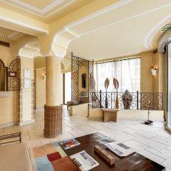 Отель Villa Royale Montsouris Париж спа
