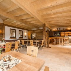 Alpin Hotel Gudrun Колле Изарко гостиничный бар