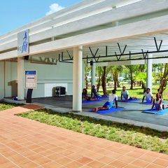 Отель RIU Palace Punta Cana All Inclusive Доминикана, Пунта Кана - 9 отзывов об отеле, цены и фото номеров - забронировать отель RIU Palace Punta Cana All Inclusive онлайн фитнесс-зал фото 3