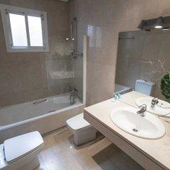 Отель Apartamento Luxury I Испания, Мадрид - отзывы, цены и фото номеров - забронировать отель Apartamento Luxury I онлайн ванная