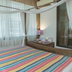 Отель The Best Bangkok House балкон