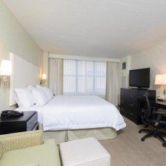 Отель Hampton Inn & Suites Chicago Downtown комната для гостей фото 3