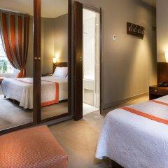 Odéon Hotel 3* Номер Делюкс с различными типами кроватей фото 5