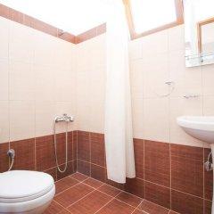 Отель Villa Abedini Албания, Ксамил - отзывы, цены и фото номеров - забронировать отель Villa Abedini онлайн ванная фото 2