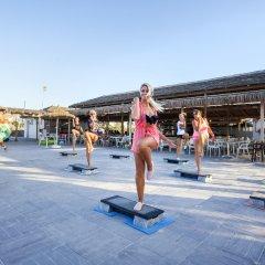 Отель Seabel Rym Beach Djerba Тунис, Мидун - отзывы, цены и фото номеров - забронировать отель Seabel Rym Beach Djerba онлайн фитнесс-зал