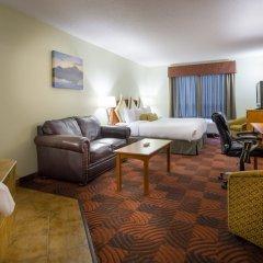 Отель Service Plus Inns & Suites Calgary Канада, Калгари - отзывы, цены и фото номеров - забронировать отель Service Plus Inns & Suites Calgary онлайн фото 2