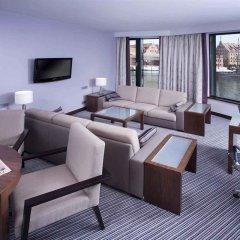 Отель Hilton Gdansk Польша, Гданьск - 6 отзывов об отеле, цены и фото номеров - забронировать отель Hilton Gdansk онлайн комната для гостей фото 3