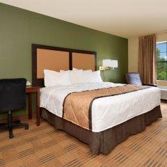 Отель Extended Stay America - Columbus - Easton США, Колумбус - отзывы, цены и фото номеров - забронировать отель Extended Stay America - Columbus - Easton онлайн комната для гостей фото 5