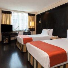 Отель NH Mexico City Centro Histórico комната для гостей фото 2
