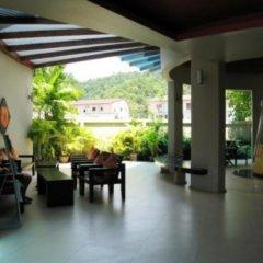 Отель Maya Koh Lanta Resort интерьер отеля фото 2