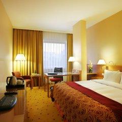 Отель Austria Trend Hotel Zoo Wien Австрия, Вена - 4 отзыва об отеле, цены и фото номеров - забронировать отель Austria Trend Hotel Zoo Wien онлайн комната для гостей фото 2