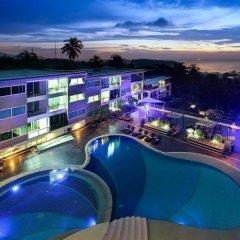 Отель Karon Butterfly бассейн фото 2