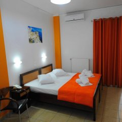 Faros 1 Hotel комната для гостей фото 3