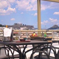 Отель Ilissos Греция, Афины - отзывы, цены и фото номеров - забронировать отель Ilissos онлайн балкон
