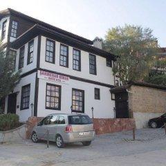 Sahmeran Konak Butik Otel Турция, Кастамону - отзывы, цены и фото номеров - забронировать отель Sahmeran Konak Butik Otel онлайн парковка