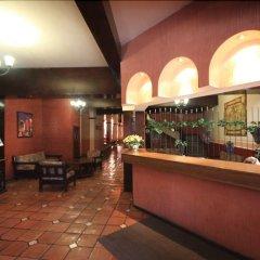 Hotel Posada de la Moneda интерьер отеля