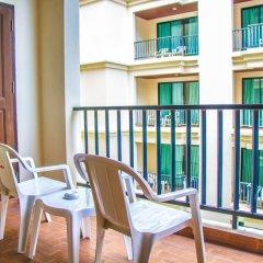 Отель Mike Garden Resort балкон