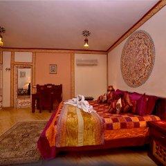 Отель Chokhi Dhani Resort Jaipur интерьер отеля