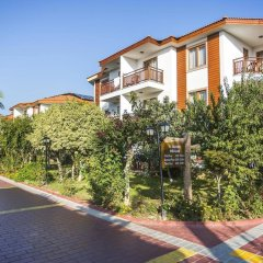Eftalia Village Hotel - All Inclusive парковка
