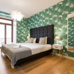 Апартаменты Chiado Modern Three-Bedroom Apartment - by LU Holidays комната для гостей фото 5