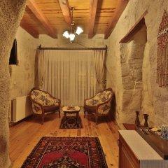 Nostalji Cave Suit Hotel Турция, Гёреме - 1 отзыв об отеле, цены и фото номеров - забронировать отель Nostalji Cave Suit Hotel онлайн интерьер отеля фото 3