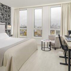 Отель H10 London Waterloo 4* Номер Делюкс с различными типами кроватей