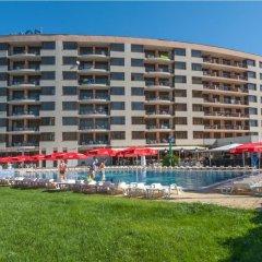 Отель Aparthotel Poseidon пляж фото 2