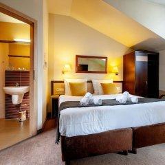 Отель Amber сейф в номере