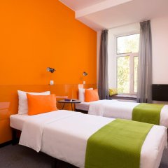 Гостиница Станция Z12 комната для гостей фото 4