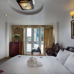 Hanoi 3B Hotel комната для гостей фото 5